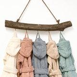 Kinder badjas met naam