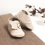 Babyschoentjes leer - Off White
