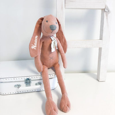Happy Horse Rabbit Richie met naam (linnen)