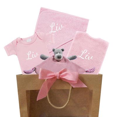 Kraampakket tas (roze)