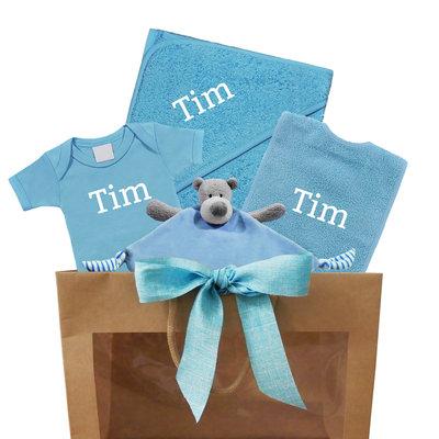 Kraampakket tas (blauw)