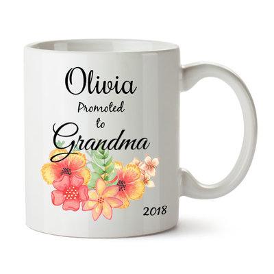 Grandma mok (Bloemen)