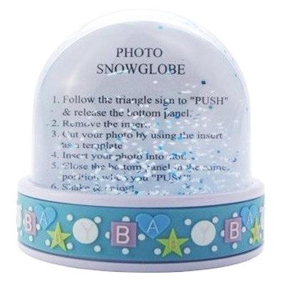 Snowglobe met foto (jongen)