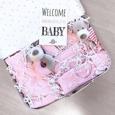 Kraamcadeau Meisje Geboortecadeaus Voor Meisjes