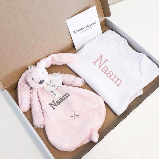 Kraampakket brievenbus - Happy Horse (roze)