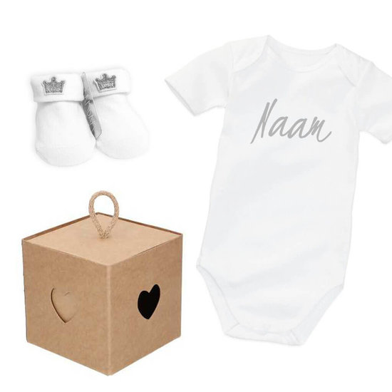 Giftbox met naam (My First)